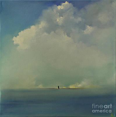 Painting - Spirited Away  Painting by Maja Sokolowska