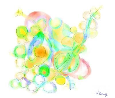 Digital Art - Spirited by D Perry