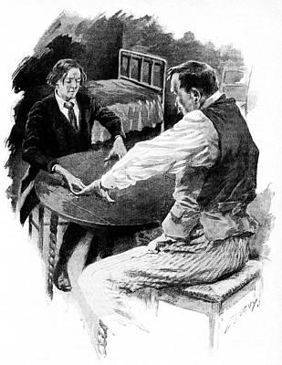 Spiritism Art Print by Cci Archives