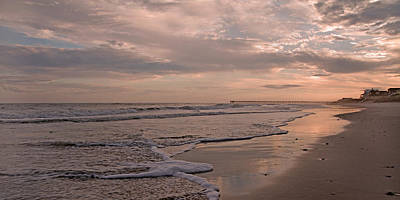 Topsail Island Photograph - Spiritual Inspiration by Betsy Knapp