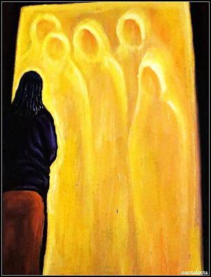 Spiritual Journey Painting - Spiritual Journey by Carmen Cordova