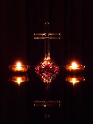 Whalen Photograph - Spiritual Reflection by Jim Whalen