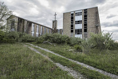 Photograph - Spiritual Ruins by Andrew Pacheco