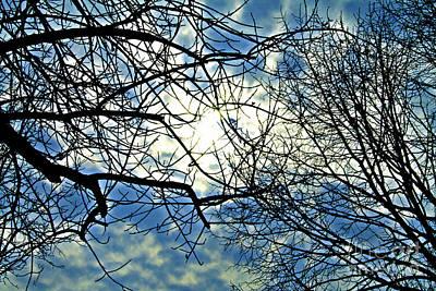 Photograph - Spiritual Sky by Nina Silver