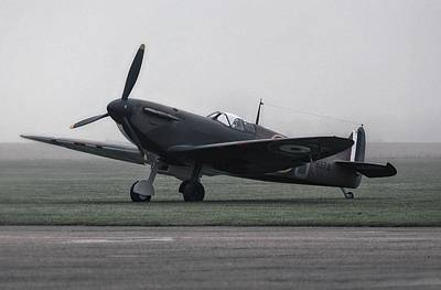 Spitfire Photograph - Spitfire P9374 by Jason Green