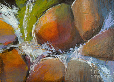 Painting - Splash 3 by Melody Cleary