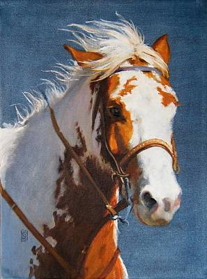 Debra Jones Painting - Splash by Debra Jones