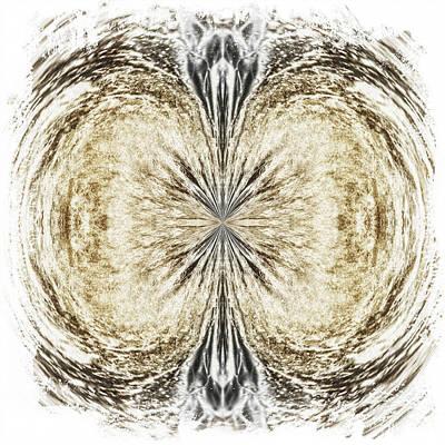 Digital Art - Splashed by Carolyn Marshall