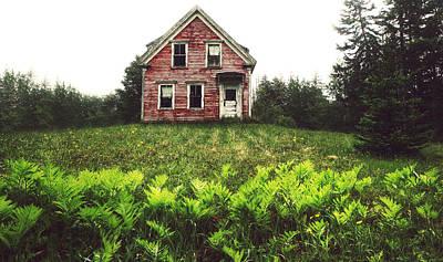 Haunted House Digital Art - Splinter  by Kenny  Noddin