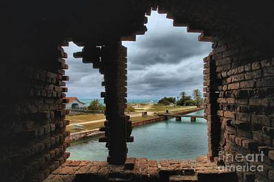 Jefferson Island Photograph - Split Vision by Adam Jewell
