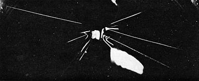 Fission Photograph - Splitting The Atom by Cci Archives