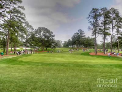 Tiger Woods Photograph - Spoiling A Good Walk by David Bearden