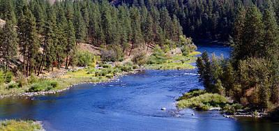Photograph - Spokane River 2014 #4 by Ben Upham III
