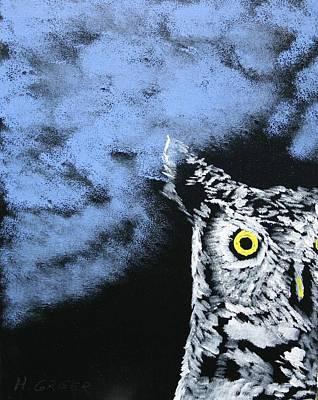 Harold Greer Painting - Spook by Harold Greer