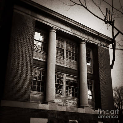 Photograph - Spooky Place Memphis Tennessee by T Lowry Wilson