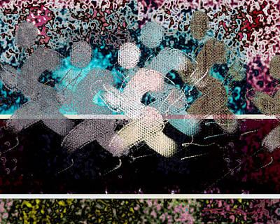 Digital Art - Sport B 13 B by Theo Danella