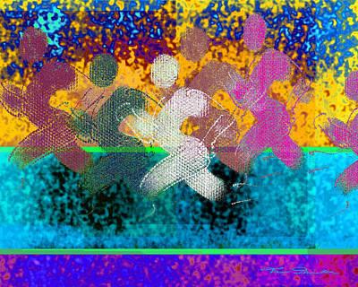 Digital Art - Sport B 9 B by Theo Danella