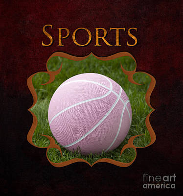 Sports Gallery Art Print