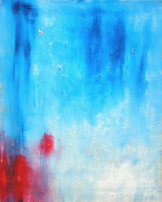 Painting - Spot by Jeff Barrett