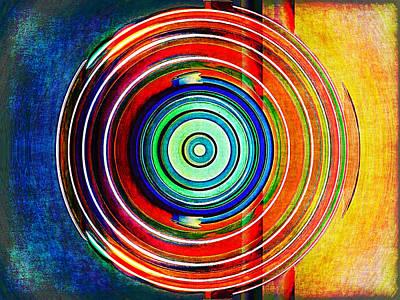 Spot On Art Print by Wendy J St Christopher