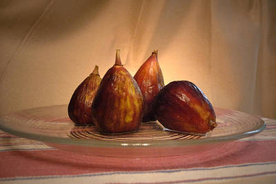 Photograph - Spotlight On Figs by Margie Avellino