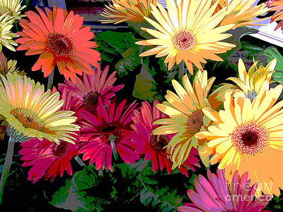 Spring 13 Art Print by Shirley Sparks