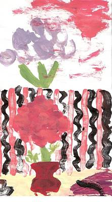 Susan Jones Painting - Spring 2000 - 3 by Susan Jones