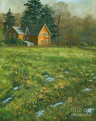 Painting - Spring by Michael Swanson