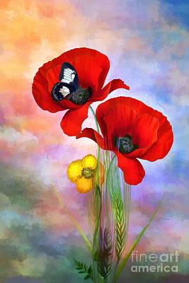 Spring.......... Art Print by Andrzej Szczerski