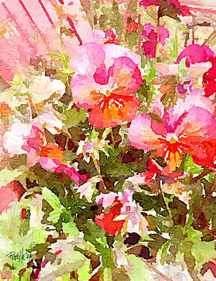 Jim Pavelle Fine Art Digital Art - Spring Begins by Jim Pavelle