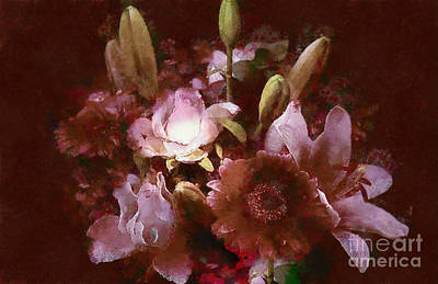 Painting - Spring Blooms by Scott B Bennett