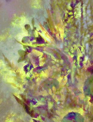Spring Bouquet Art Print by Jill Balsam