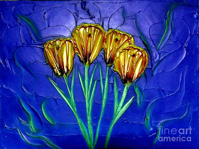 Painting - Spring Bouquet by Kenneth Clarke