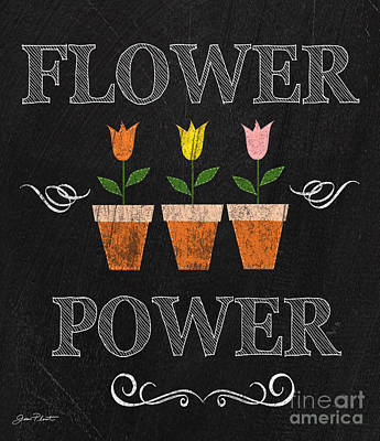 Spring Chalkboard Art-12 Original
