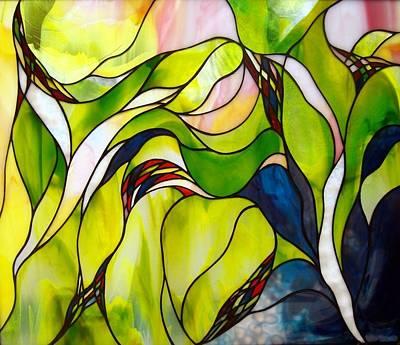 Spring Art Print by Christine Alexander