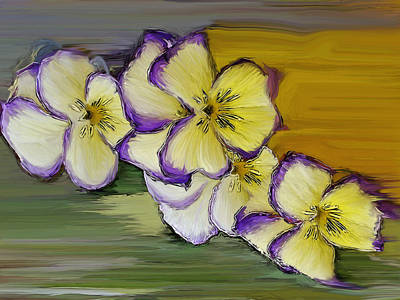 Painting - Spring Colors by Dennis Buckman