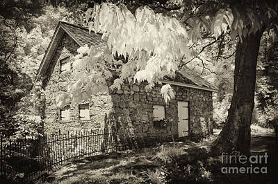 Spring Creek Mill Art Print by Paul W Faust -  Impressions of Light