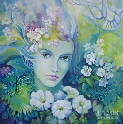 Spring Art Print by Elena Oleniuc