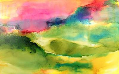Painting - Spring Equinox  by Tara Moorman