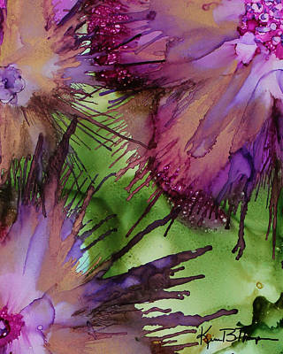 Painting - Spring Explosion by Kim Thompson