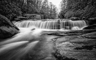 Spring Falls Art Print by Brian Young