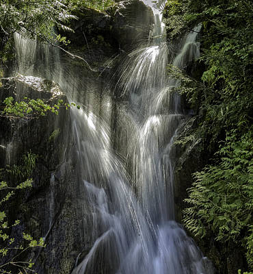 Art Print featuring the photograph Spring Falls by Gary Neiss