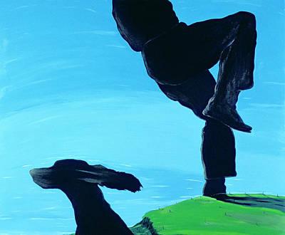 Spring Fever , 1997 Art Print