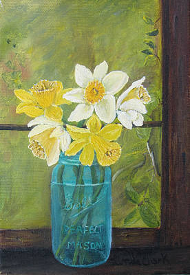 Painting - Spring Fever by Linda Clark