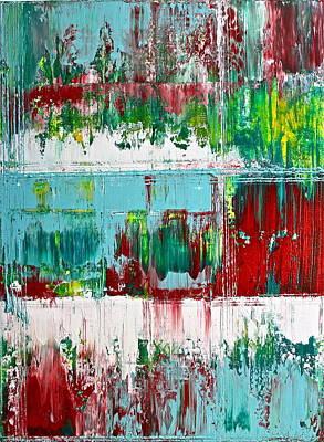 Painting - Spring Fling by Izabela Bienko