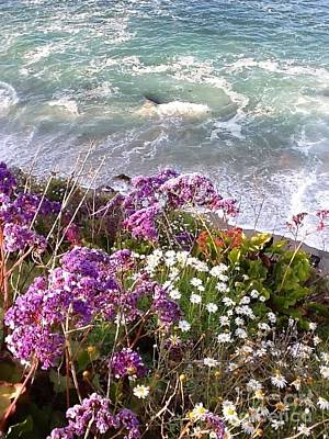 Photograph - Spring Greets Waves by Susan Garren