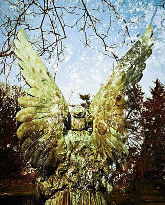 35mm Photograph - Spring Grove 12 by Scott Meyer