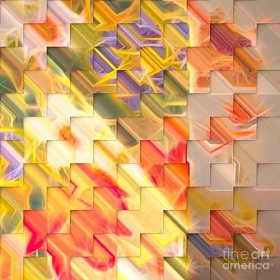 Digital Art - Spring Harmony   by Liane Wright