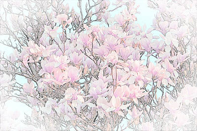 Art Print featuring the photograph Spring Has Arrived I by Susan  McMenamin