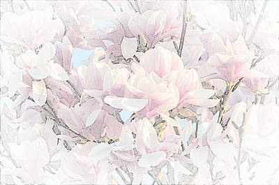 Art Print featuring the photograph Spring Has Arrived II  by Susan  McMenamin